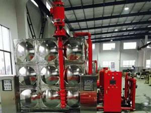 长轴消防泵01